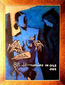 m f husain paintings - all the information and videos about m f